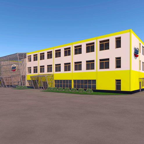 Завод пластиковых изделий Анипласт