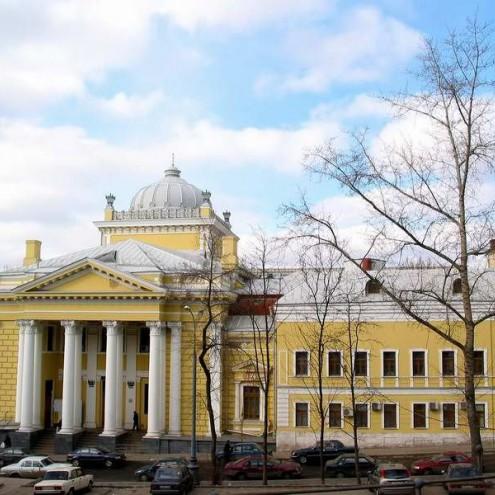 1-я Хоральная синагога, г. Москва