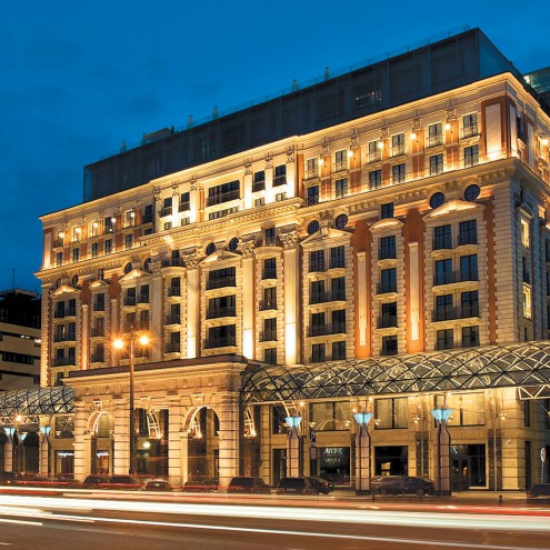 The Ritz-Carlton, Москва
