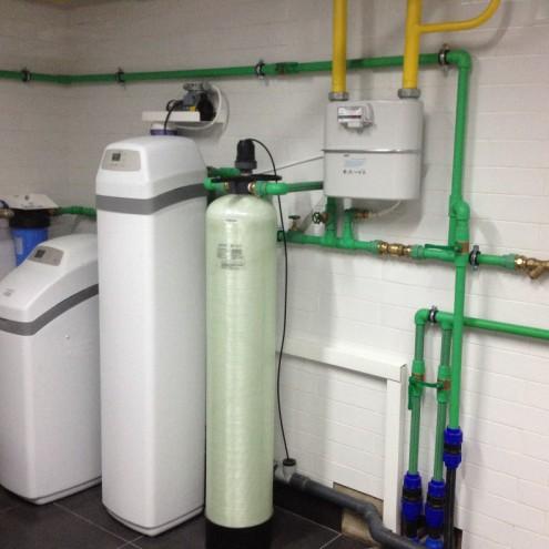 Водоподготовка / водоочистка