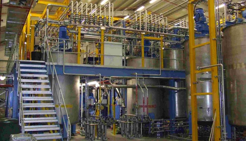 Монтаж канализации Nicoll Sunchemical