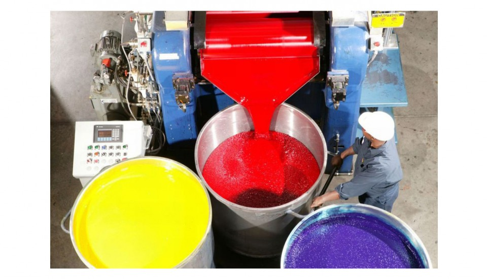 Монтаж инженерных систем в производственных цехах Sun Chemical