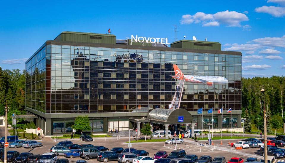 Реконструкция системы отопления в гостинице Novotel